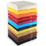Gräfenstayn Duschtuch 70 cm x 140 cm 100% Baumwolle Oeko-Tex Standard 100 in versch. Farben