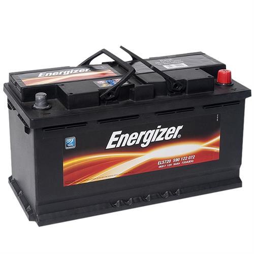 energizer autobatterie 12v 90ah 720a starterbatterie. Black Bedroom Furniture Sets. Home Design Ideas