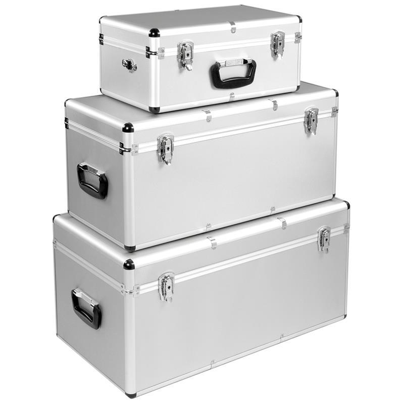 alu koffer 3 in 1