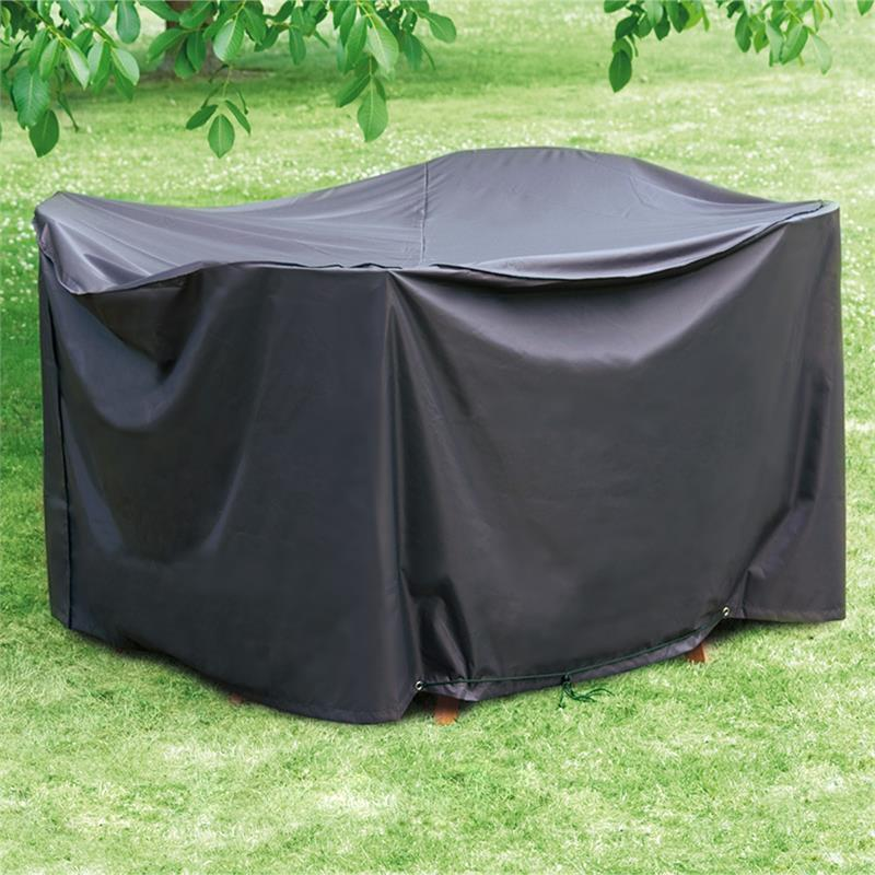 sitzgruppe gartenm bel schutzh lle abdeckplane plane haube premium deluxe ebay. Black Bedroom Furniture Sets. Home Design Ideas