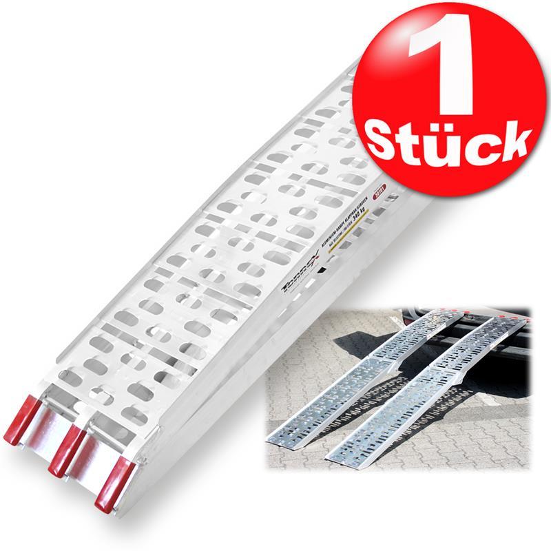 Hervorragend Torrex® Aluminium Auffahrrampe klappbarmit Antirutsch WD57