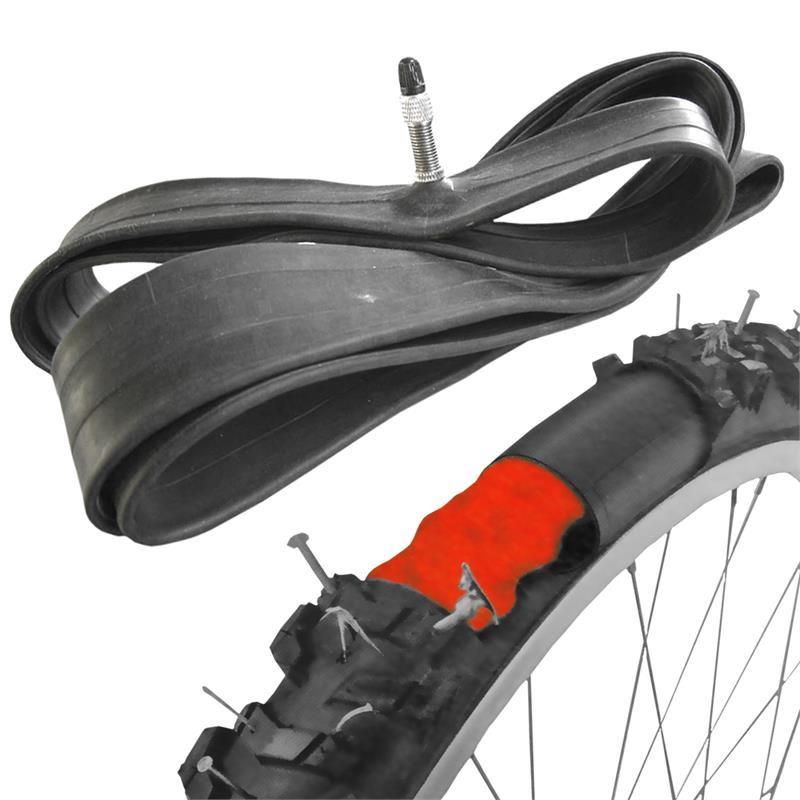 selbstreparierender fahrradschlauch 28 zoll gel dunlop. Black Bedroom Furniture Sets. Home Design Ideas