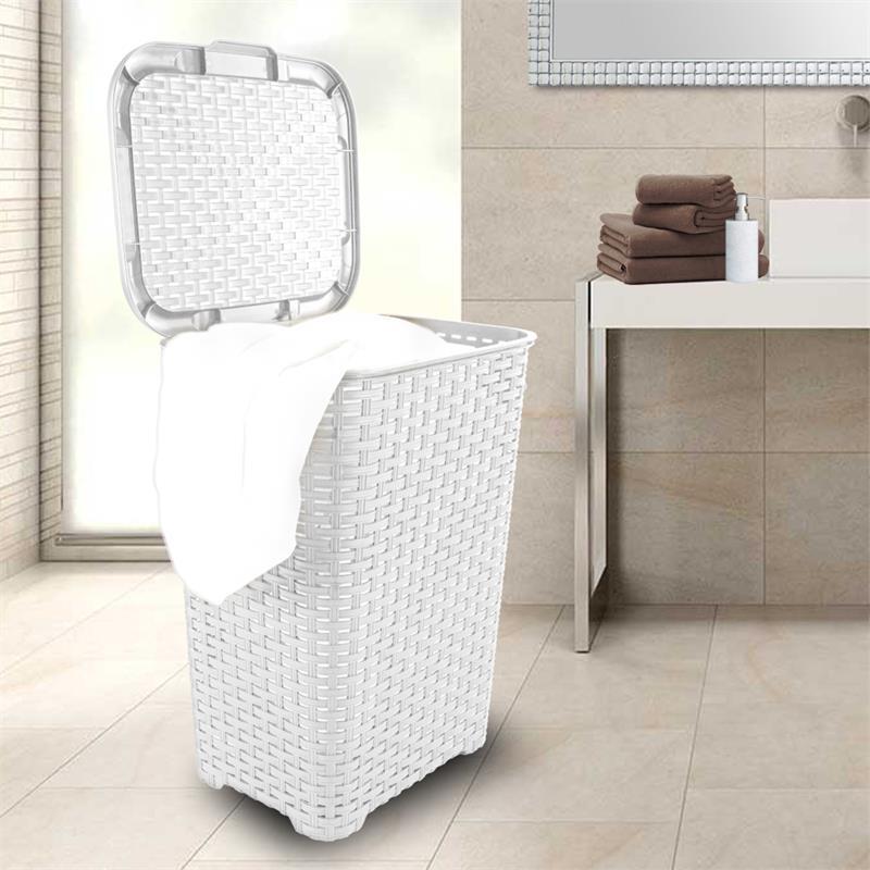 w schekorb rattan 90 l w schebox w schetruhe w schesammler w schek rbe ebay. Black Bedroom Furniture Sets. Home Design Ideas