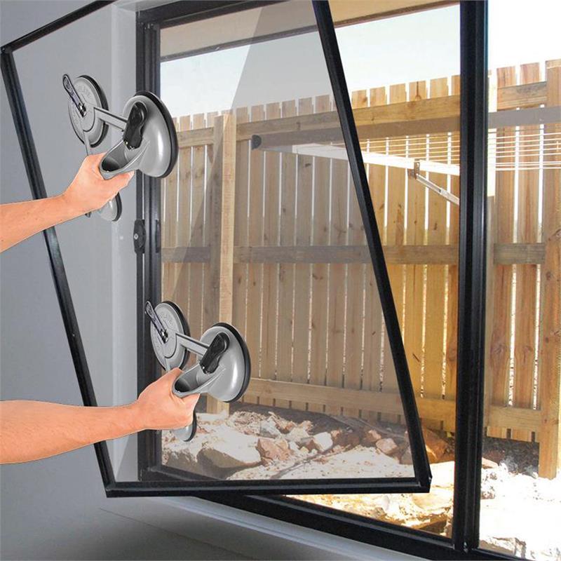 1x saugheber mit 3 saugn pfen glasheber glassauger. Black Bedroom Furniture Sets. Home Design Ideas