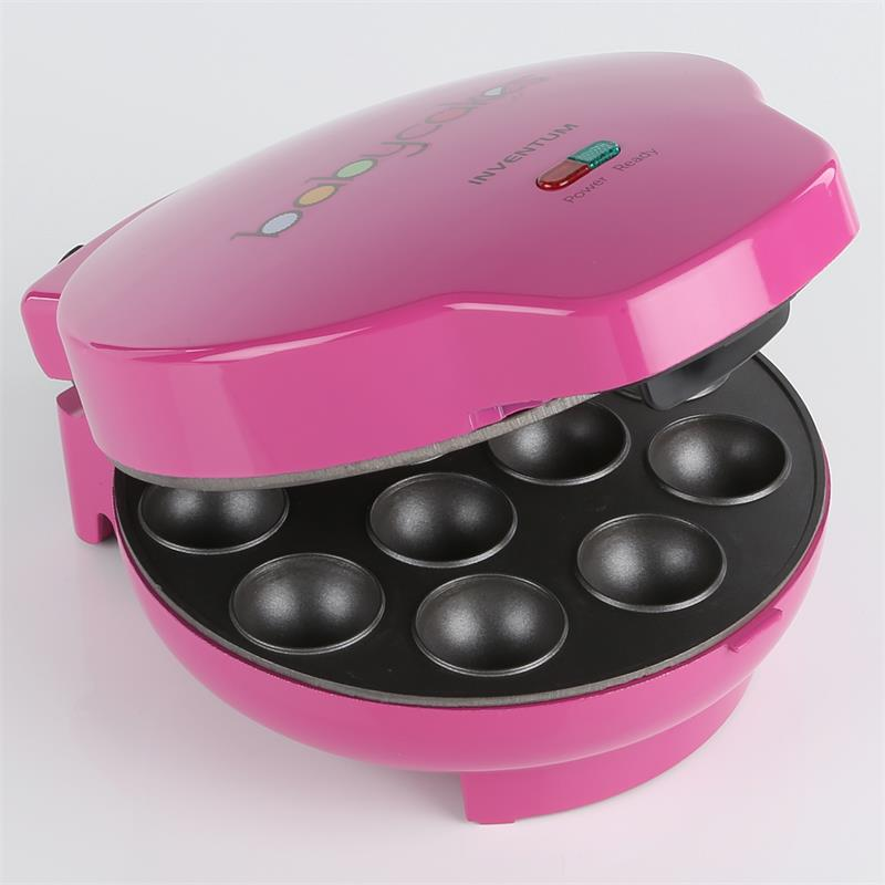 inventum cake pops popcake donut maker babycake maschine kuchen am stiel 1400w ebay. Black Bedroom Furniture Sets. Home Design Ideas