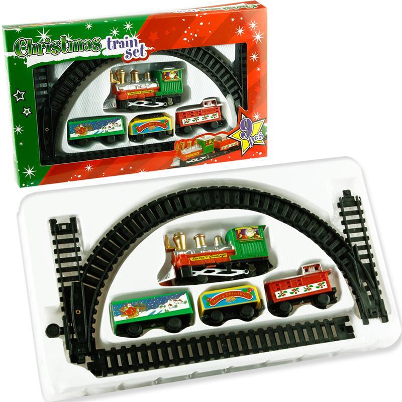 Spielzeug eisenbahn elektrische lokomotive zug