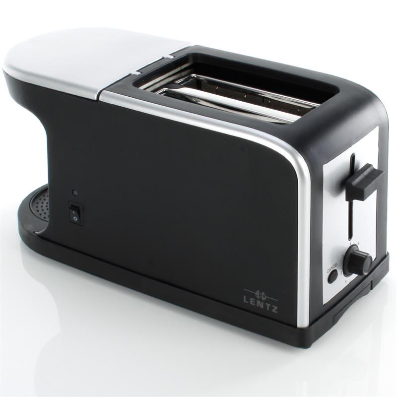 Lentz® Caravan Camping Wohnmobil Toaster + Kaffeemaschine