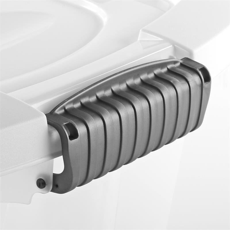 30 liter unterbettkommode unterbettbox rollenbox spielzeugkiste rollbox ebay. Black Bedroom Furniture Sets. Home Design Ideas