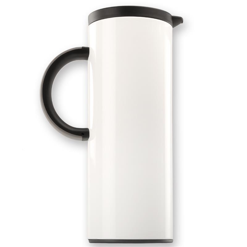 1 liter isolierkanne kaffeekanne teekanne thermosflasche. Black Bedroom Furniture Sets. Home Design Ideas