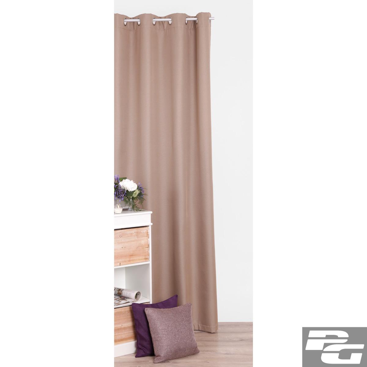 Vorhang Kinderzimmer Blickdicht :  Verdunklungsgardine BLICKDICHT Gardine Vorhang Schal mit Ösen  eBay