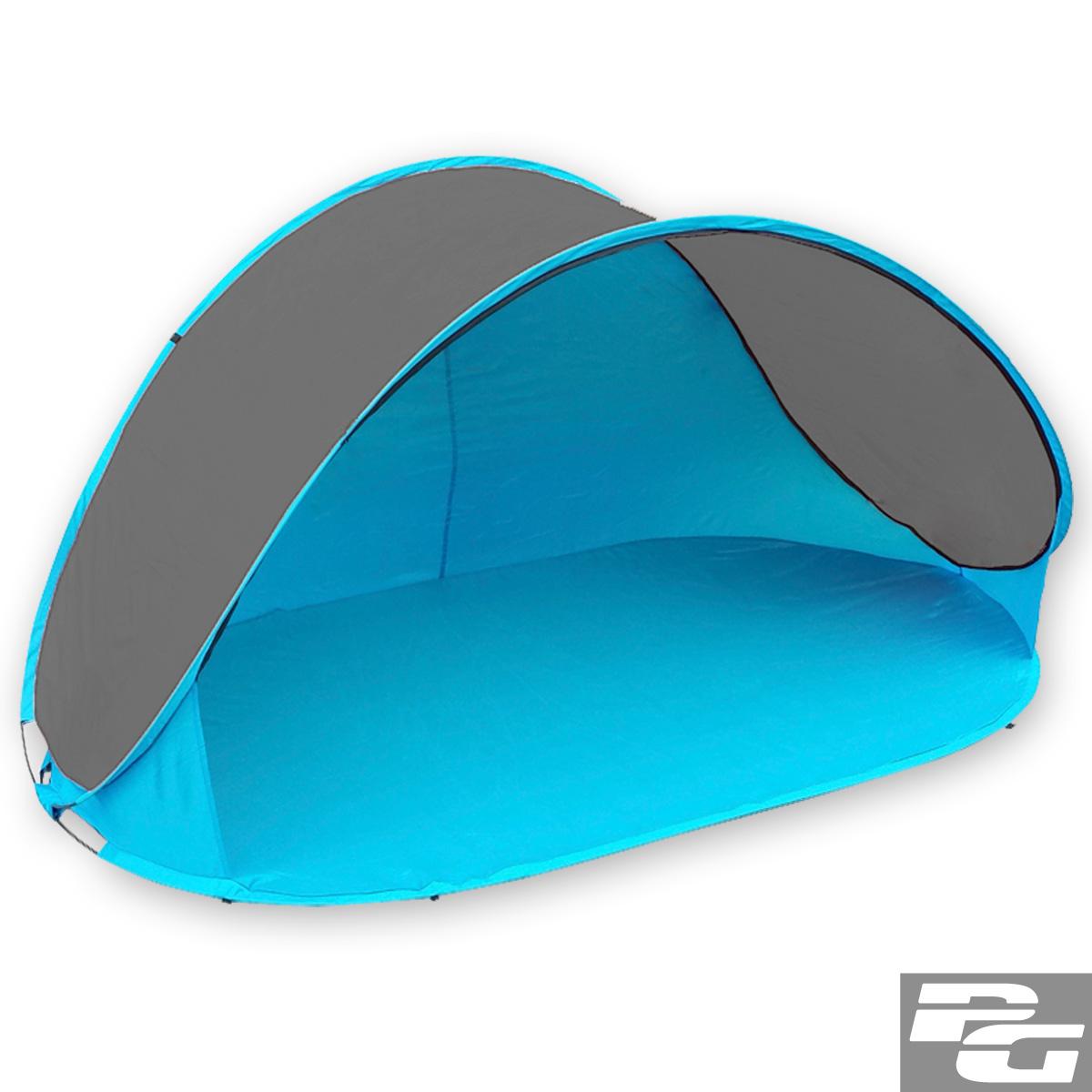 Pop Up Strandmuschel Sonnenschutz UV Schutz 40 60 Strandzelt