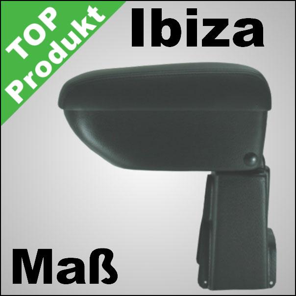 seat ibiza 6k passform mittelarmlehne armlehne neu ebay. Black Bedroom Furniture Sets. Home Design Ideas